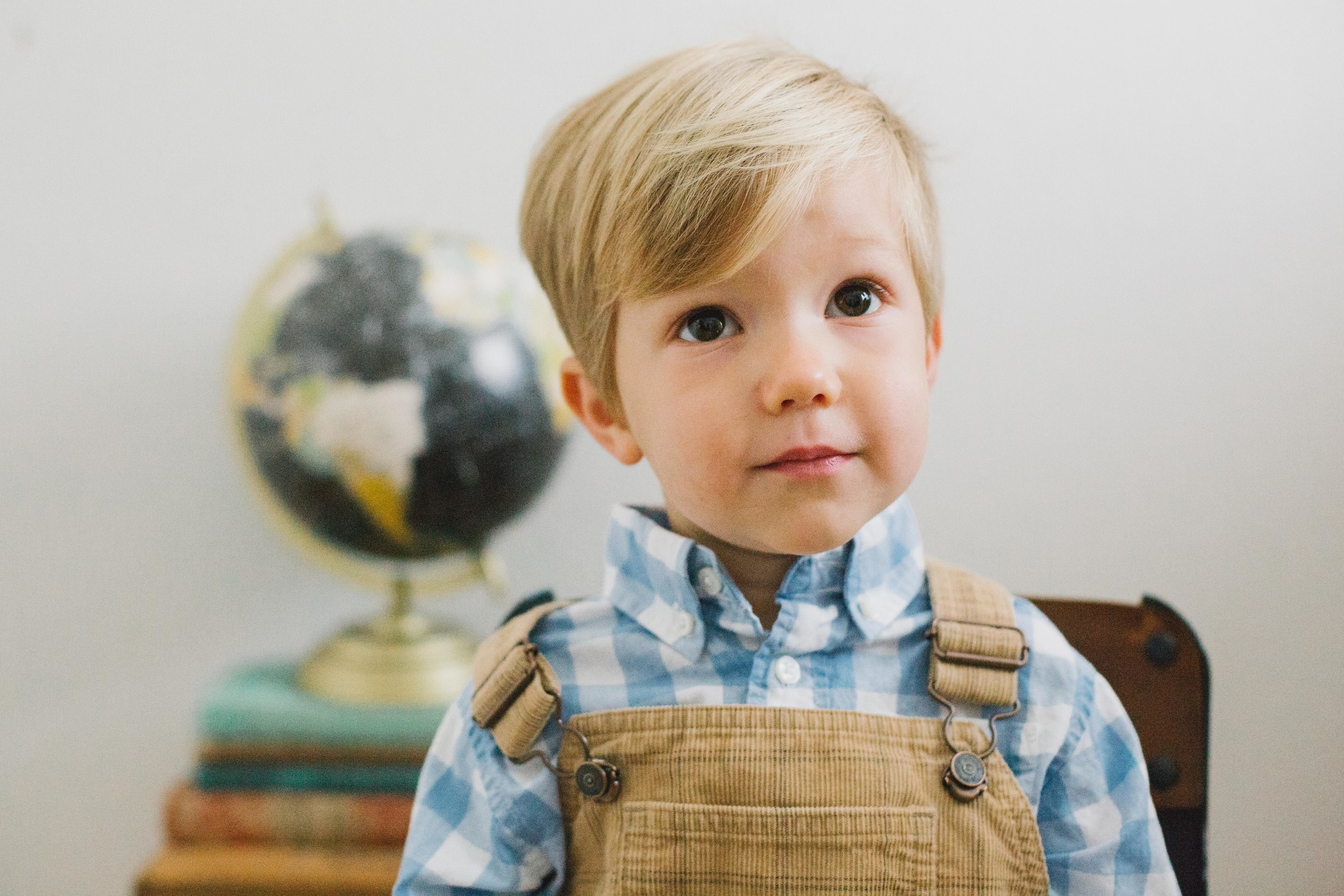 Peregrin Jude Garrels, Preschool