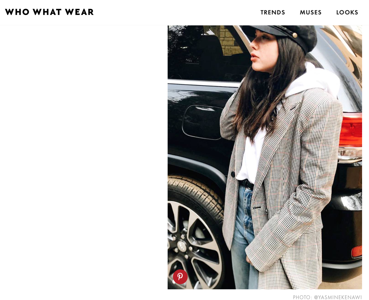 WHO WHAT WEAR    View article     here