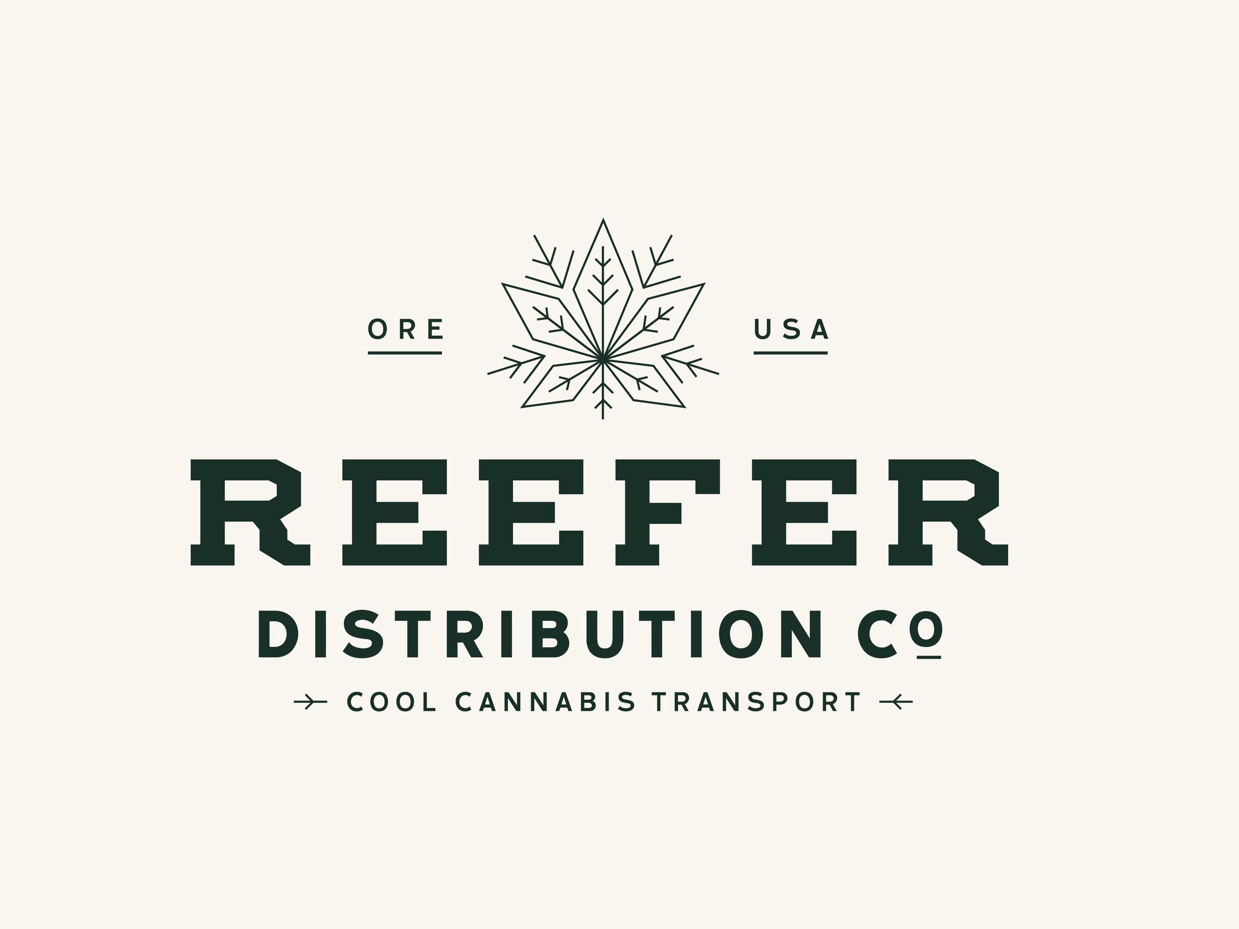 Reefer-Cannabis-Branding-Logo