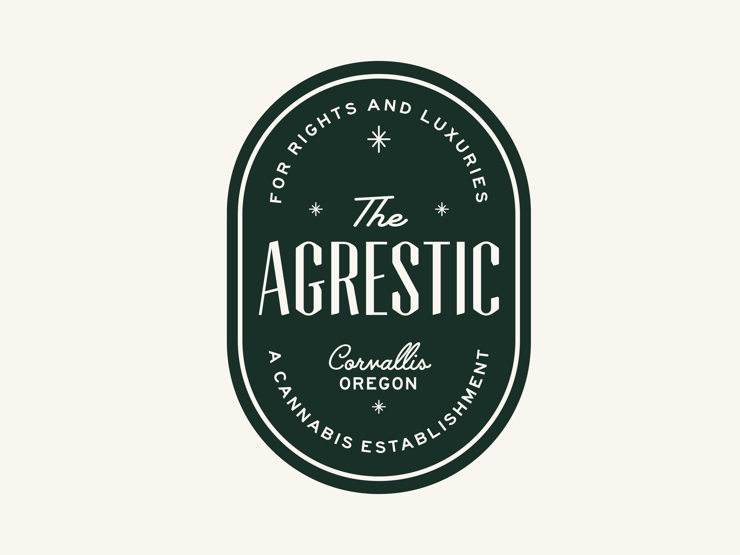 Agrestic-Cannabis-Branding-Logo