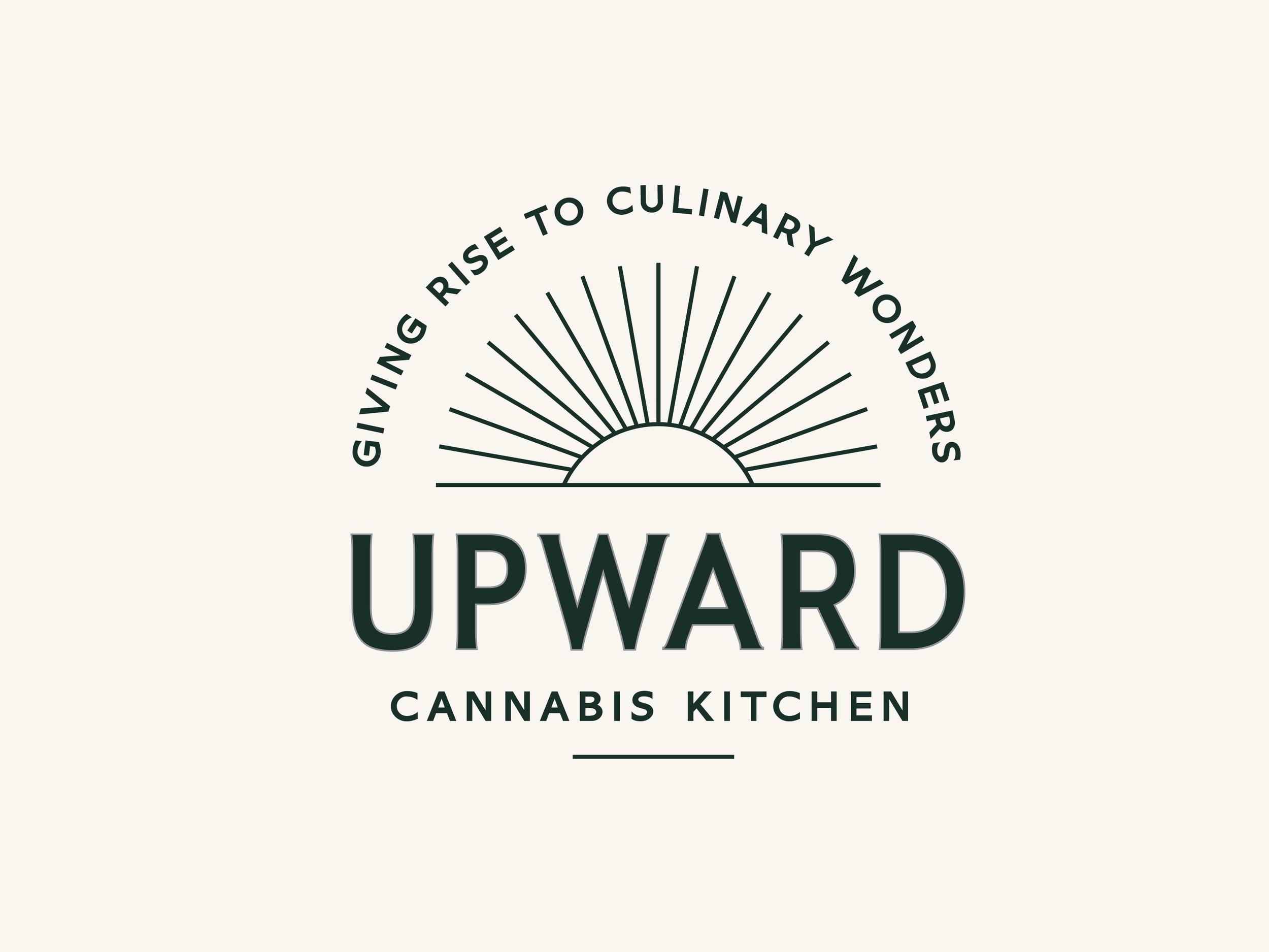 Upward-Cannabis-Branding-Logo
