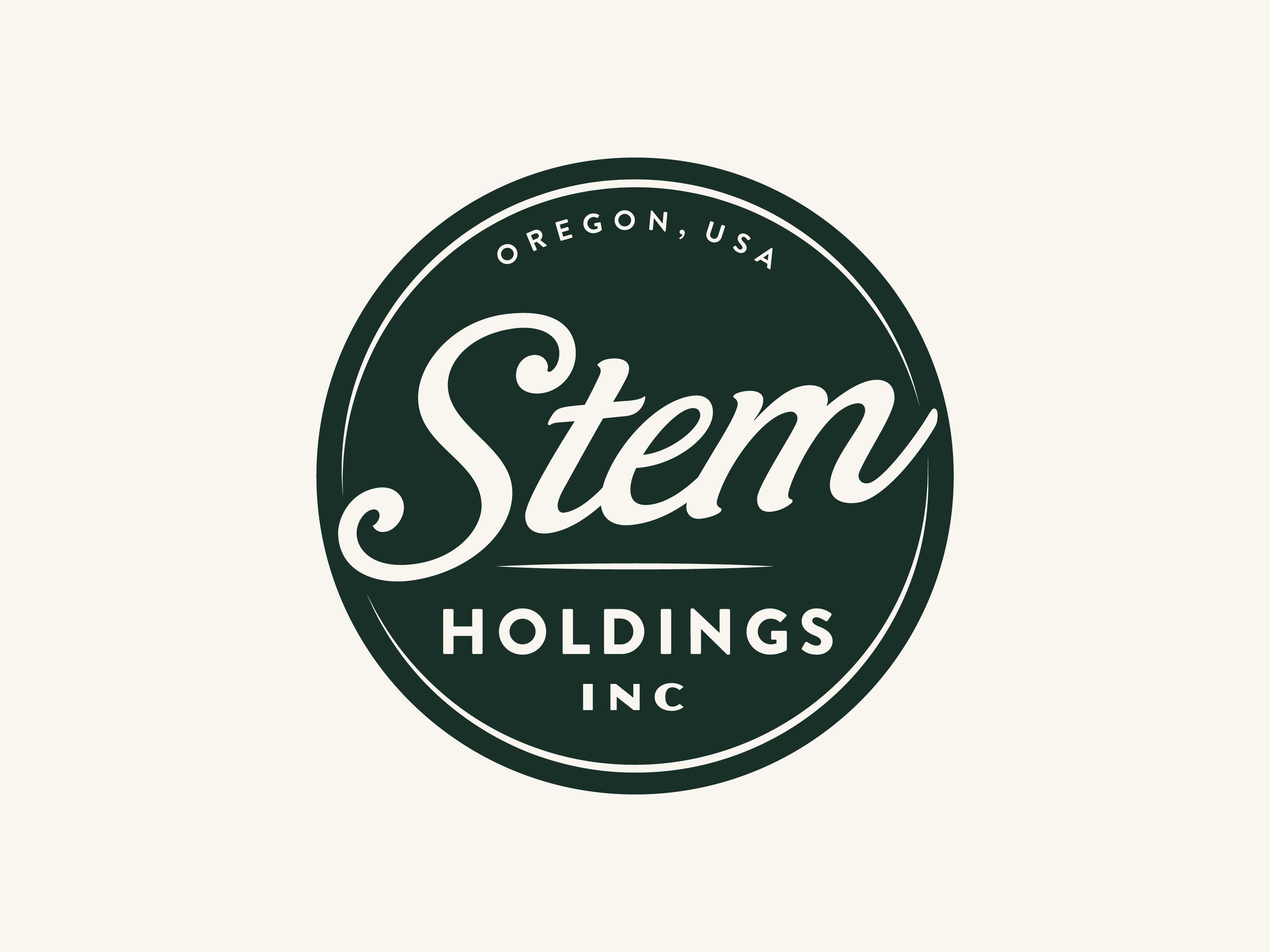 StemHoldings-Cannabis-Branding-Logo
