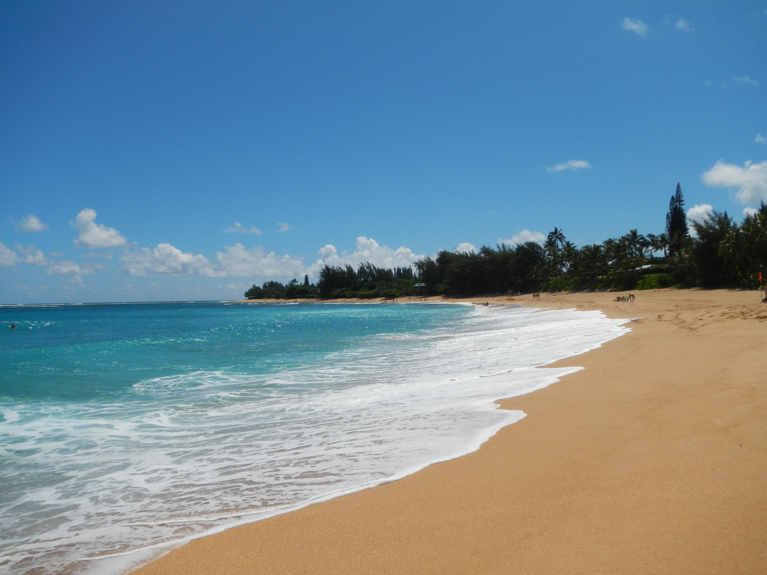 North Kauai Beach