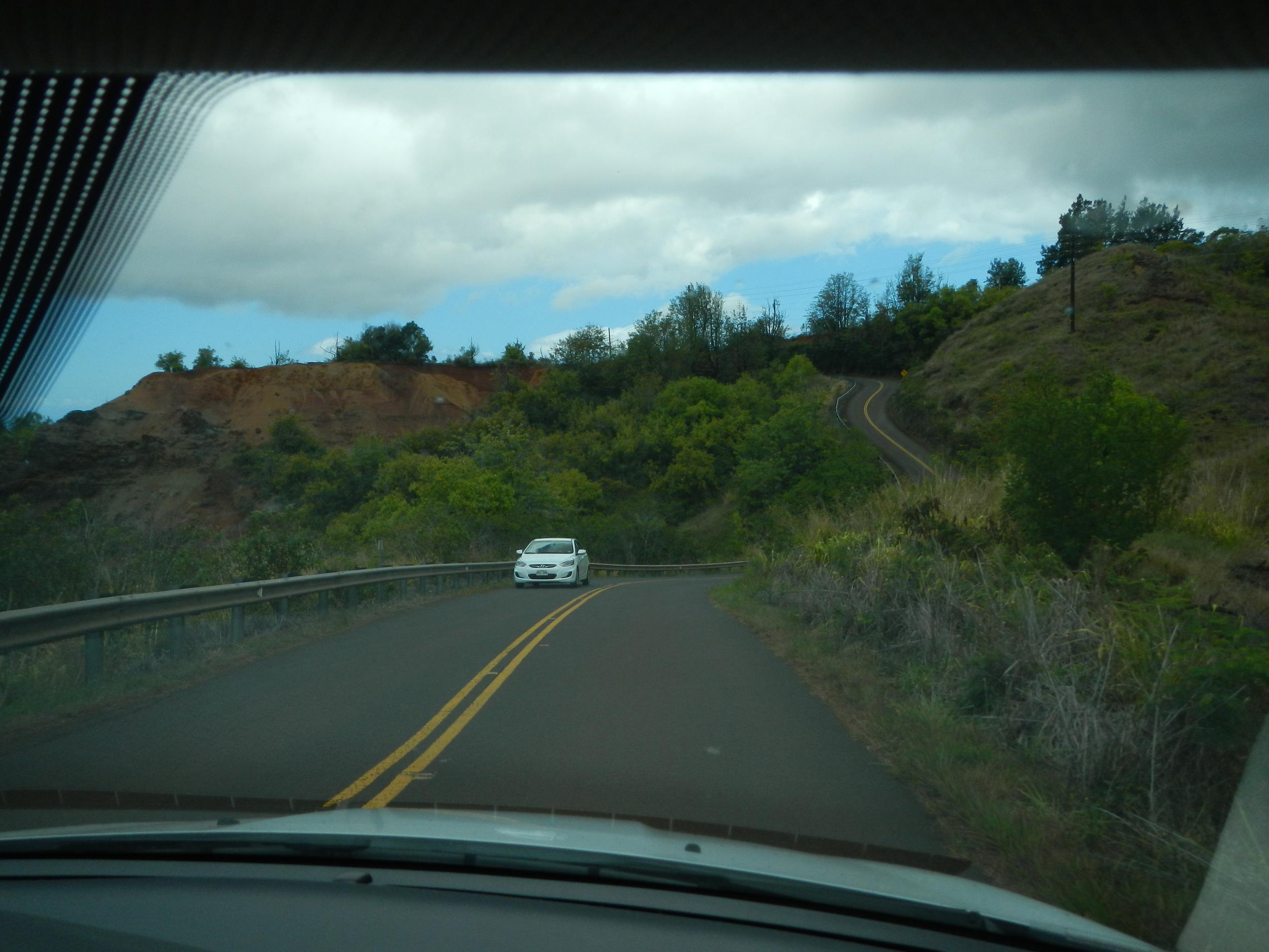 Yeah this road
