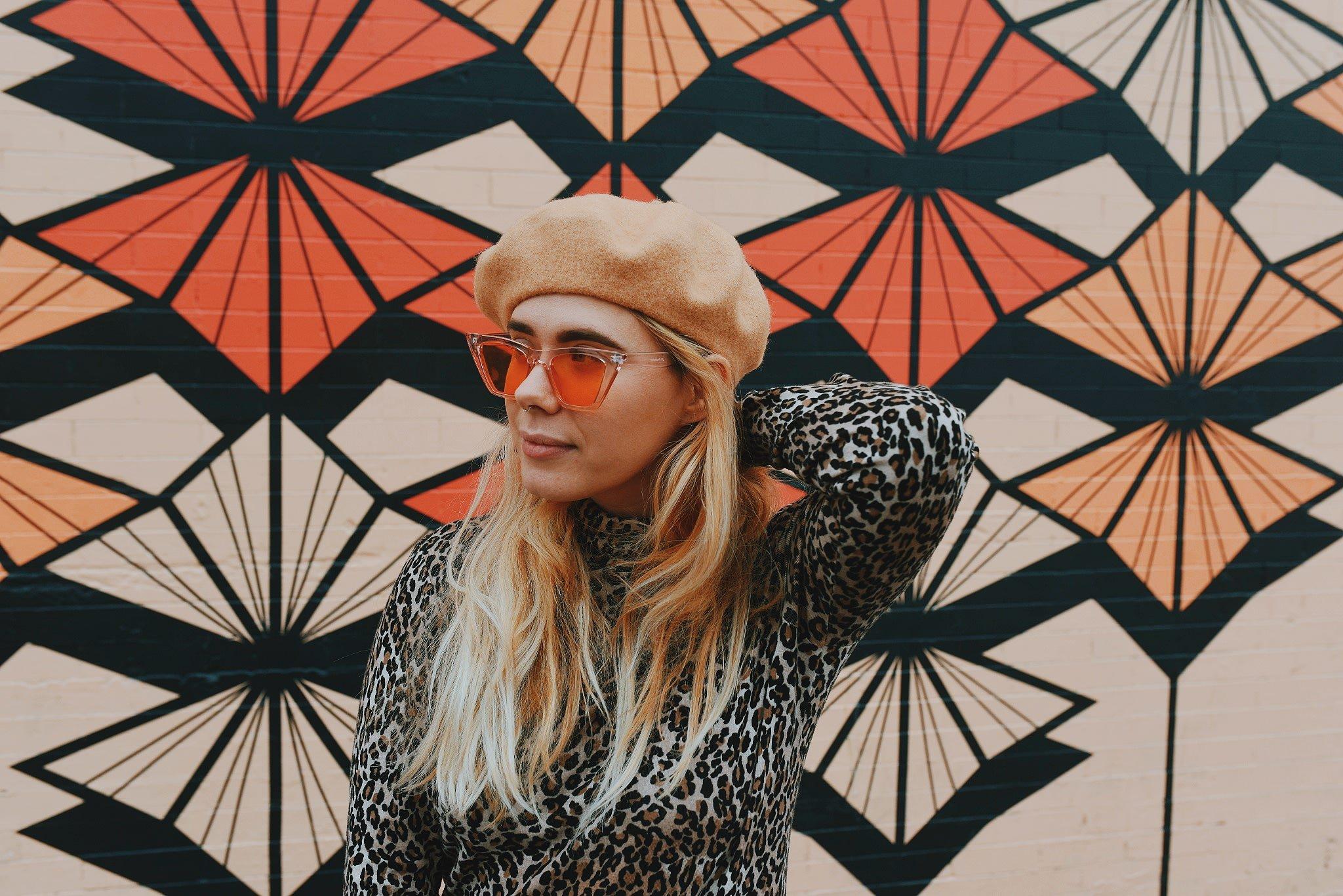 Photo of Alyssa Leicht by Nick Fisher