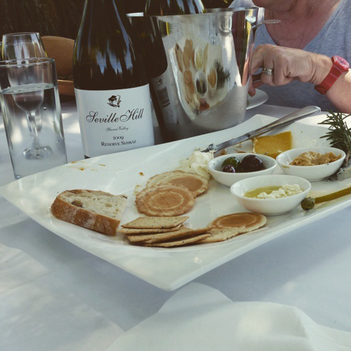 Photo taken by H.Laas at Seville Hill Winery, Yarra Valley
