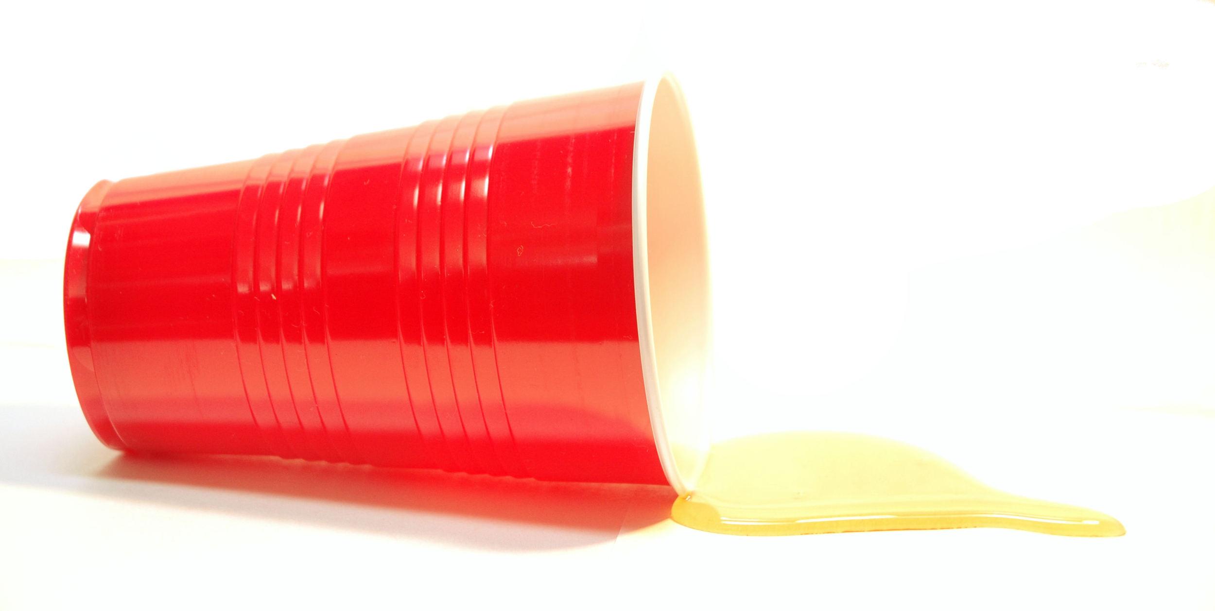 No use crying over spilt beer... l Source:  www.flickr.com