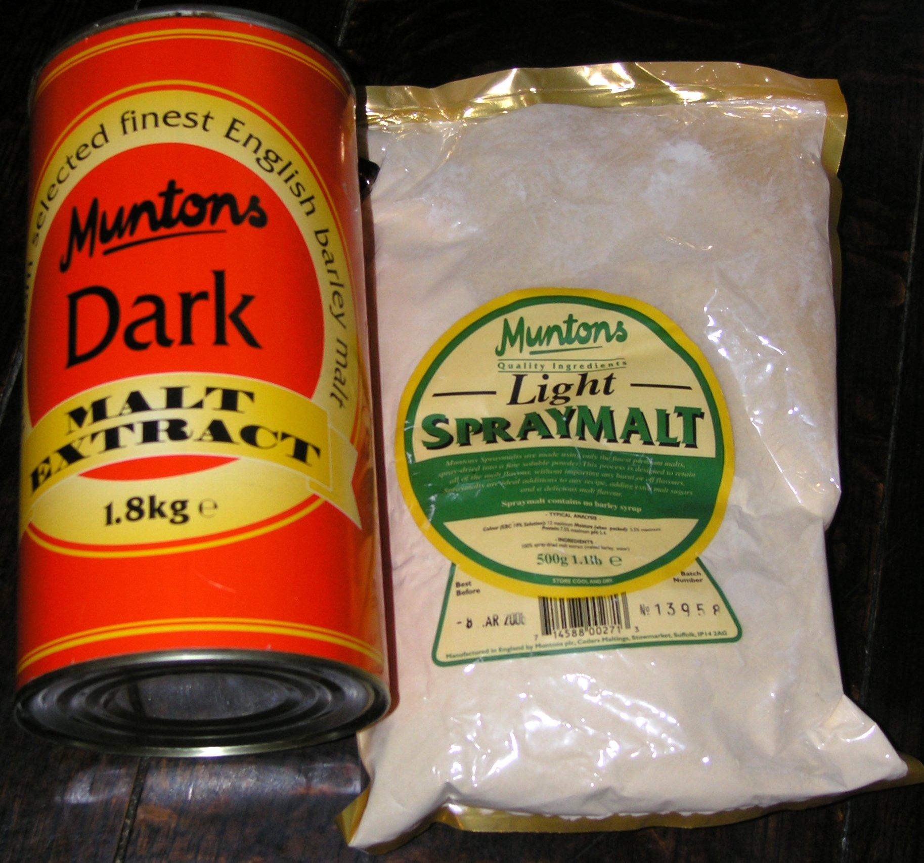 Mmmmm... beer in a can!  Source:  en.wikipedia.org