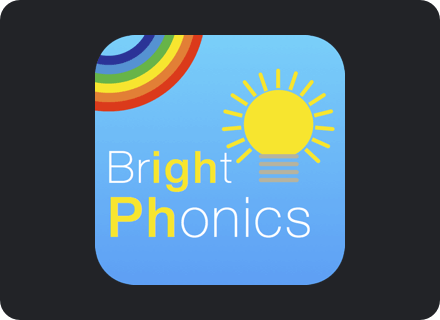 Bright Phonics - iPhone, iPad & Apple Watch app