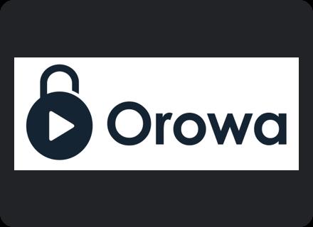 Orowa - Web App