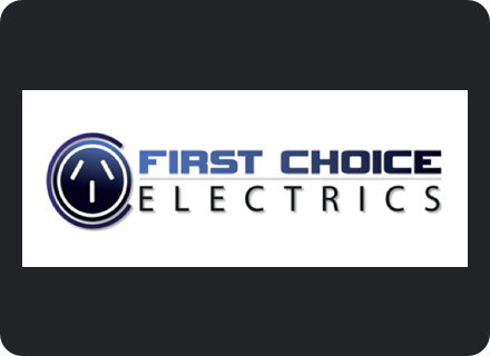 First Choice Electrics - Web App
