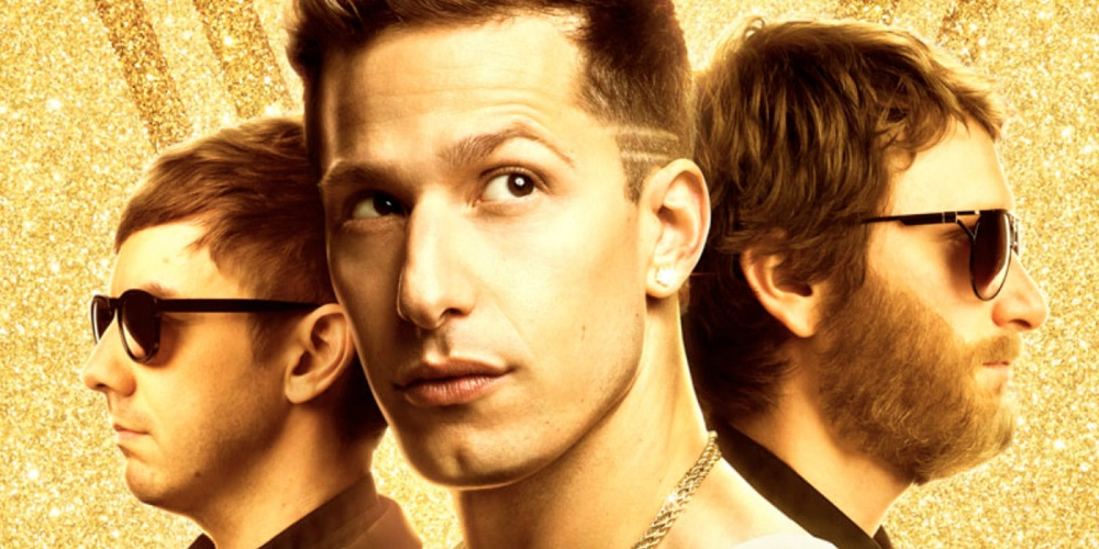 The Judd Apatow-produced  Popstar  is, simply put, 90 minutes of The Lonely Island - and it gets old fast. (Universal Pictures)