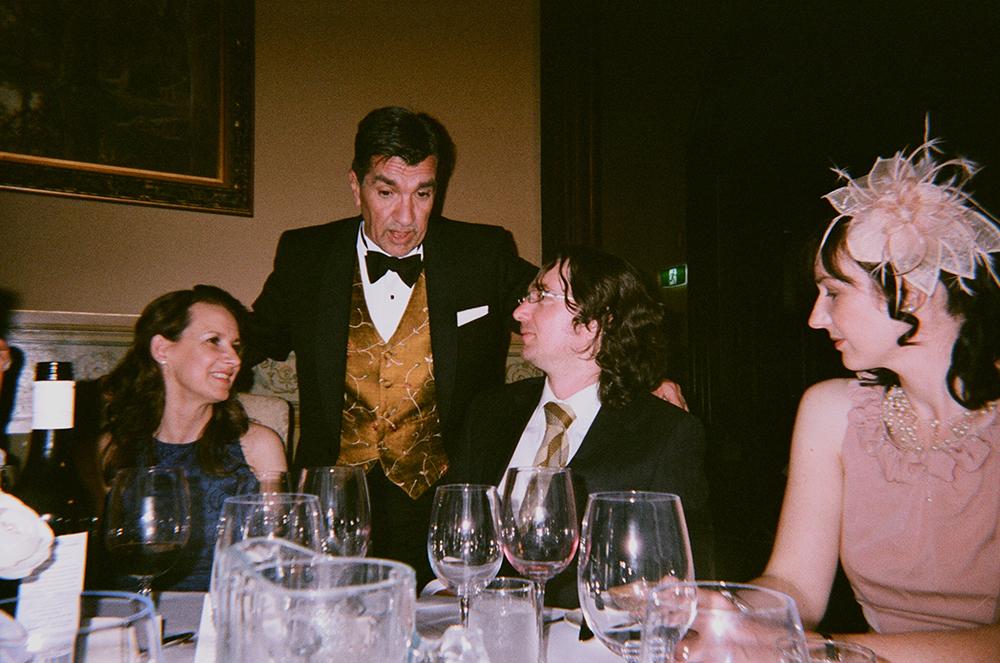 Peter Black at our wedding.jpg