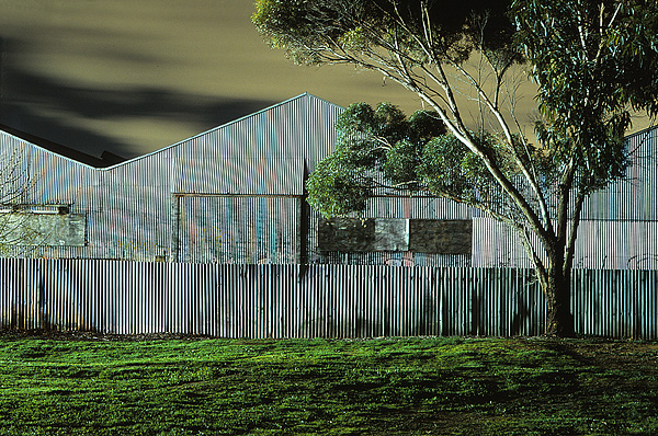 Nocturnal - Ritchie Terrace Shed, Marleston.jpg