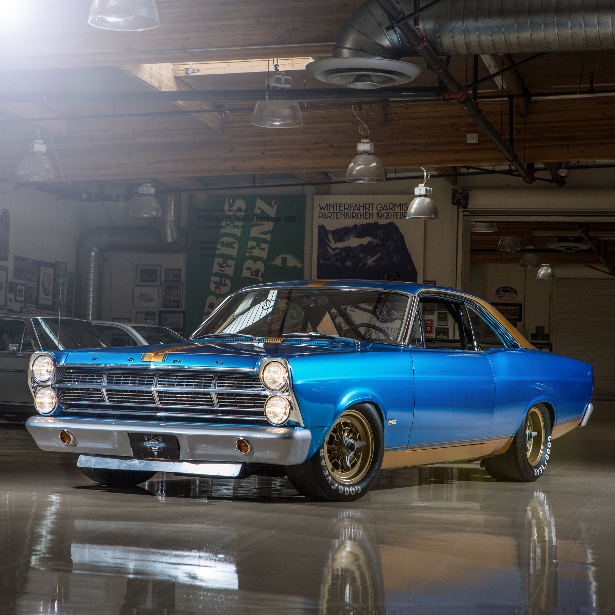 Ford Fairlane by Steve Strope