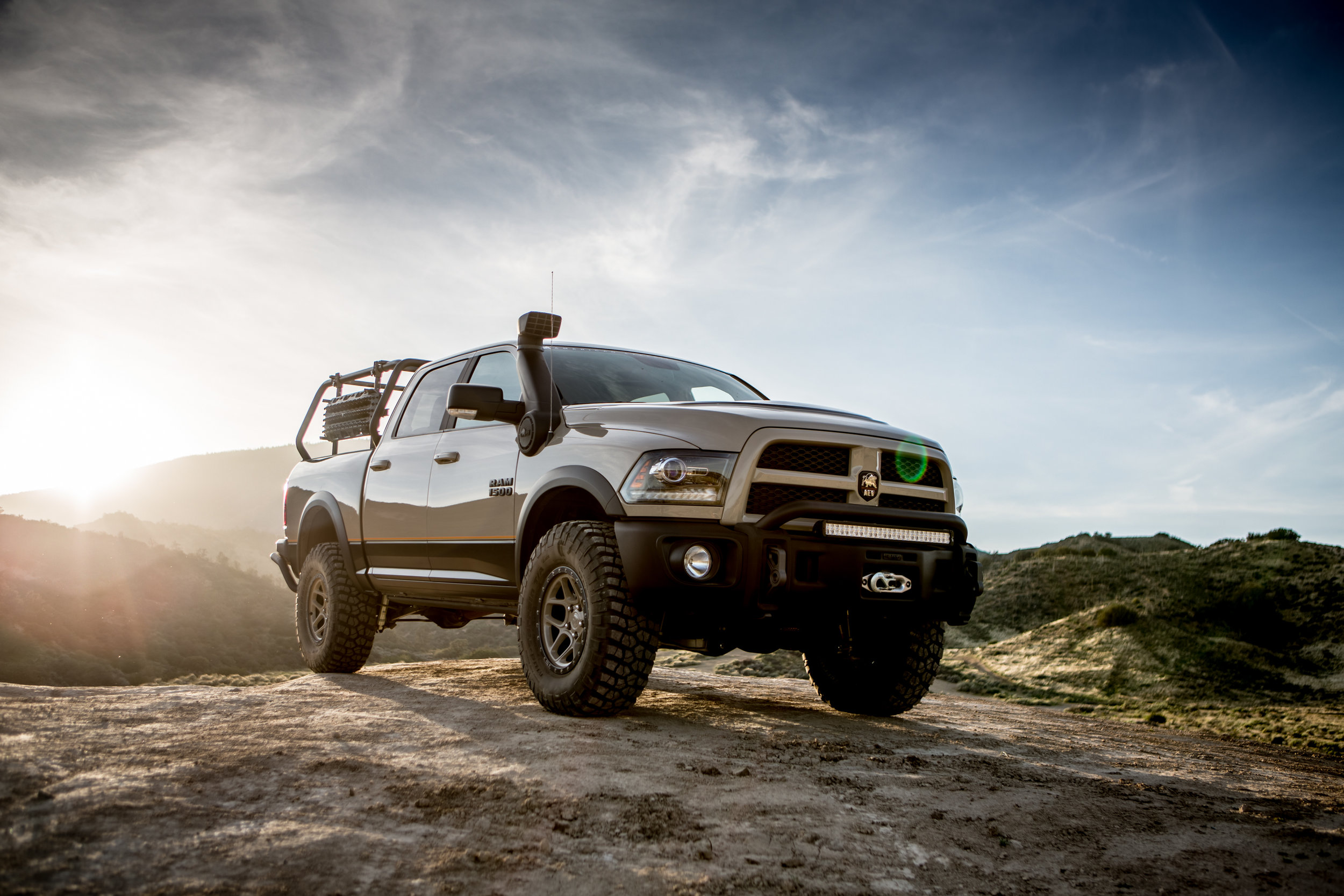 AEV's Dodge RAM Conversion