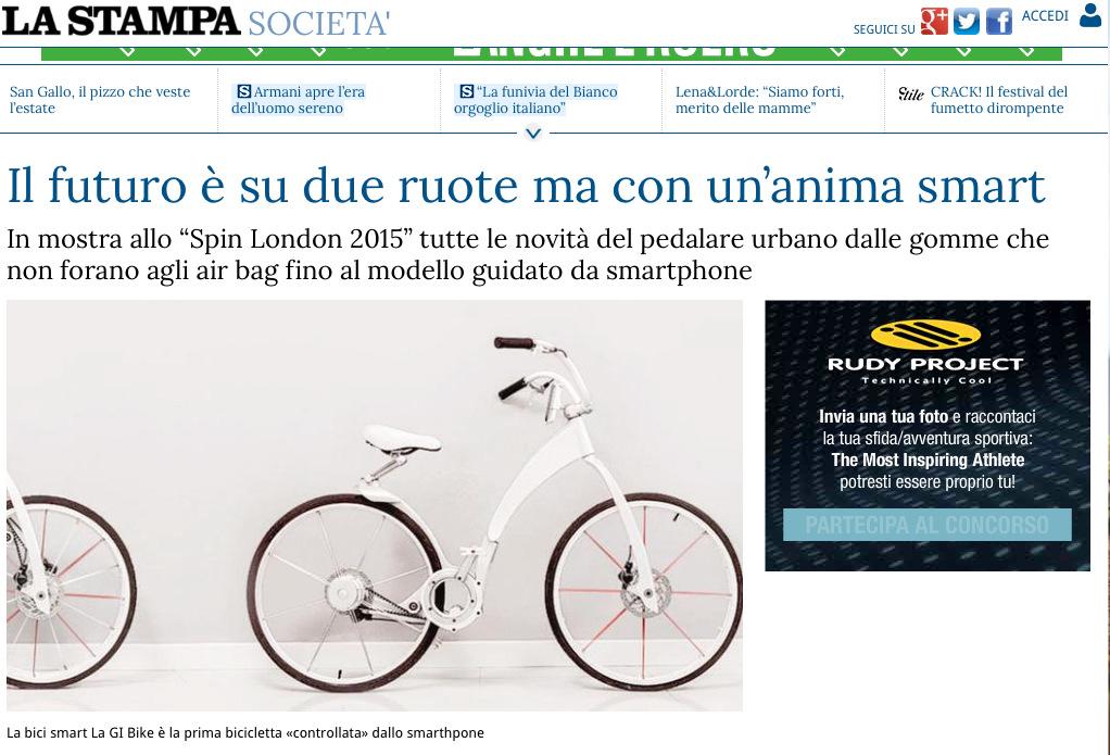 Spin London Bike Show. 13.05.15