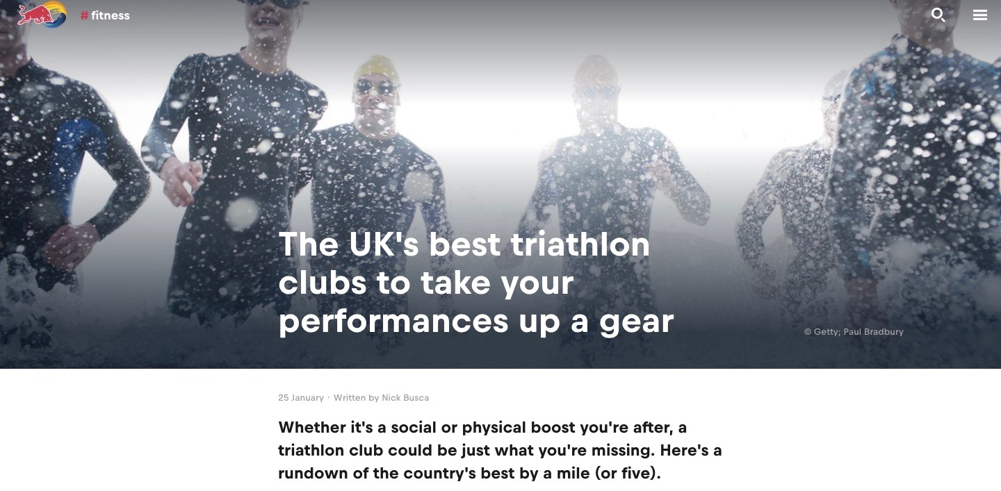 Best tri clubs in the UK