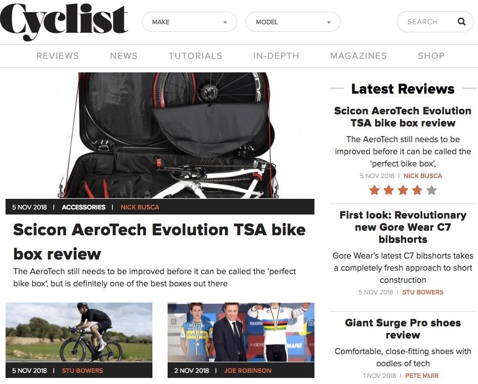 Scicon Aerotech review