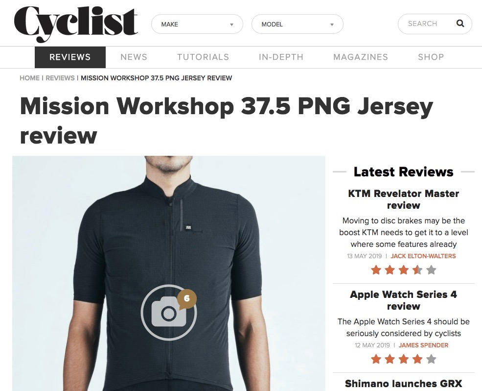 Mission Workshop 37.5 PNG jersey review