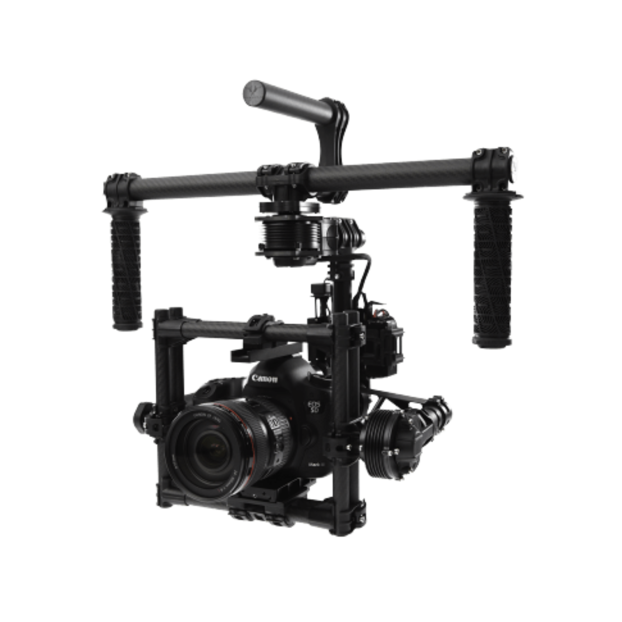 Freefly Movi M5 Gimbal and Canon 5D Camera