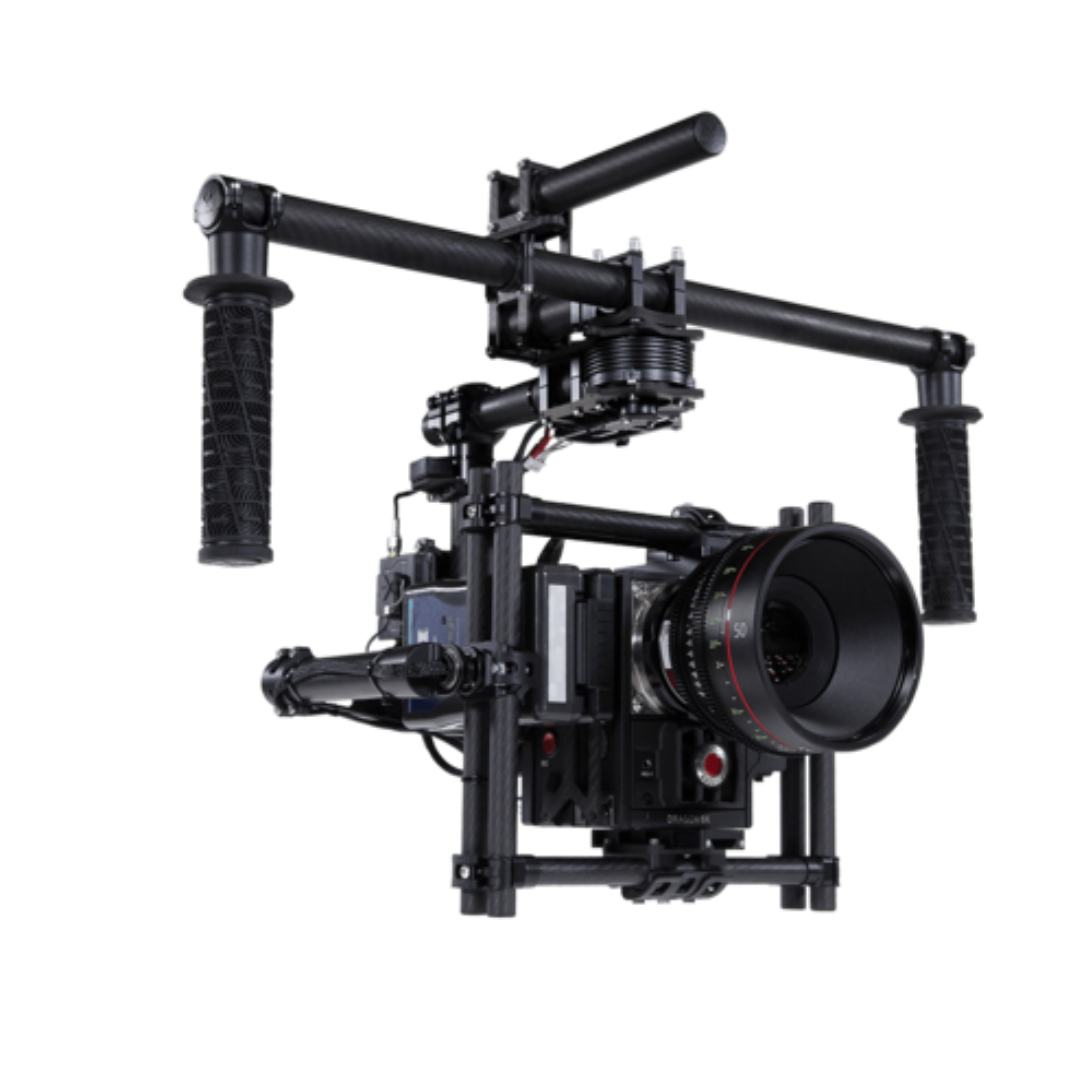 Freefly Movi M15 RED Weapon Camera