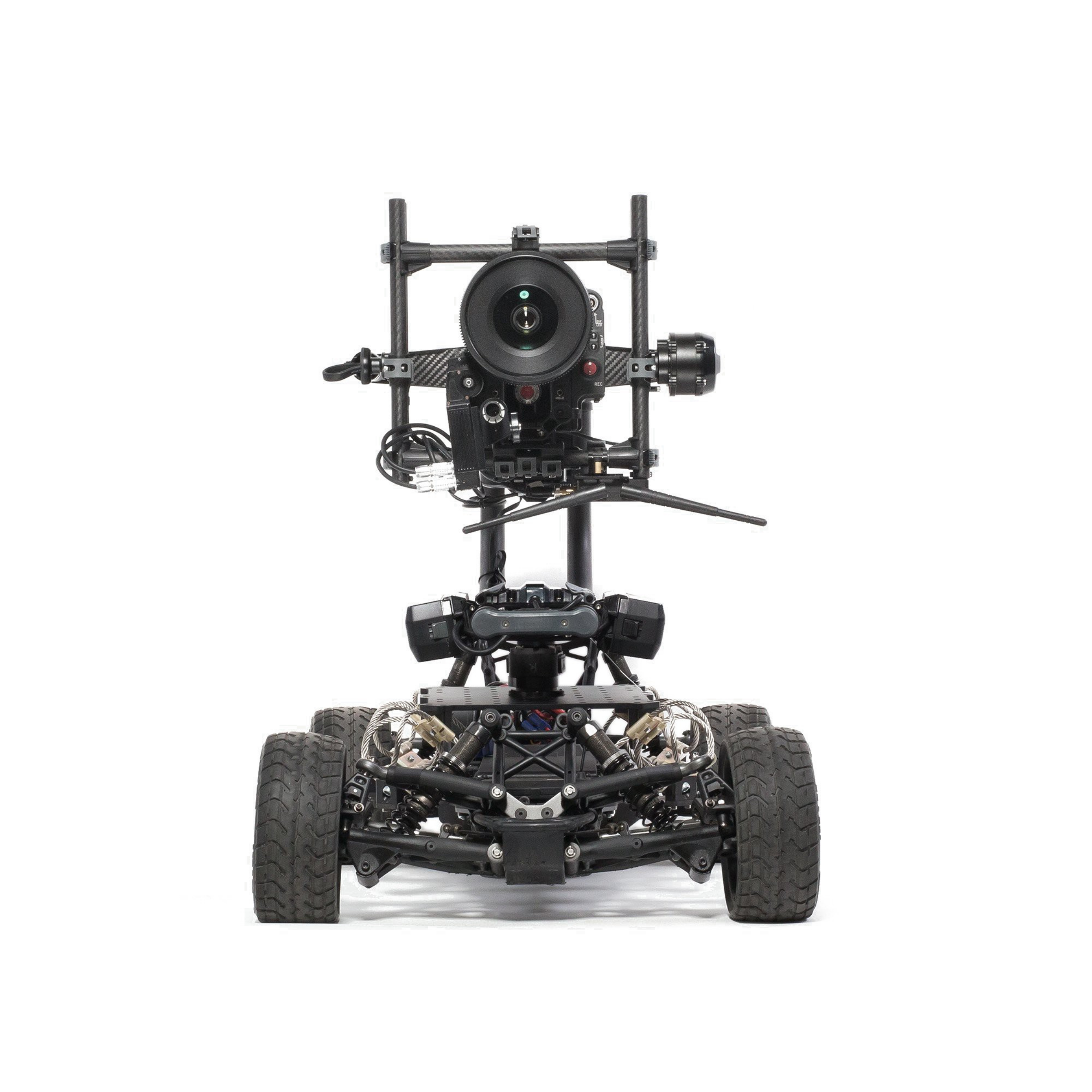 Freefly Tero RC with Red Weapon Camera and Movi Pro