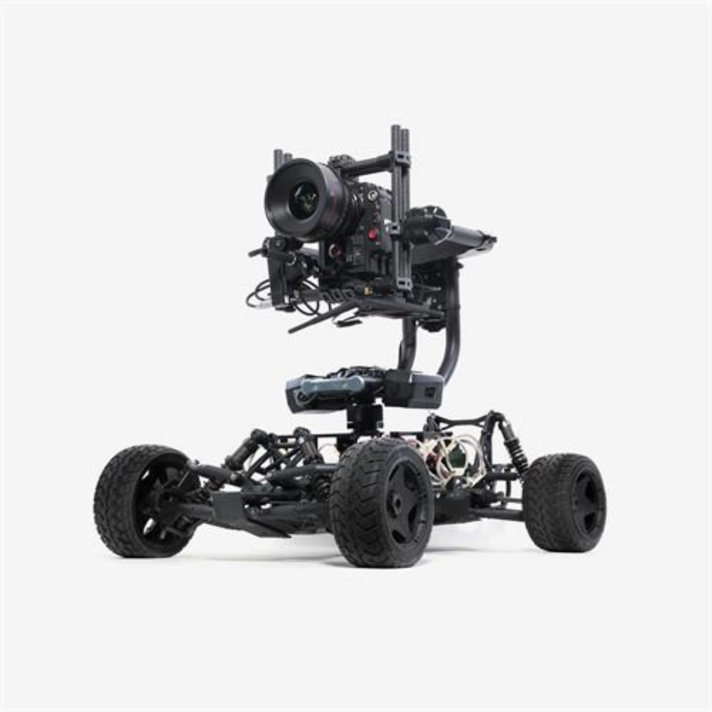 Freefly Tero RC with Red Weapon Camera
