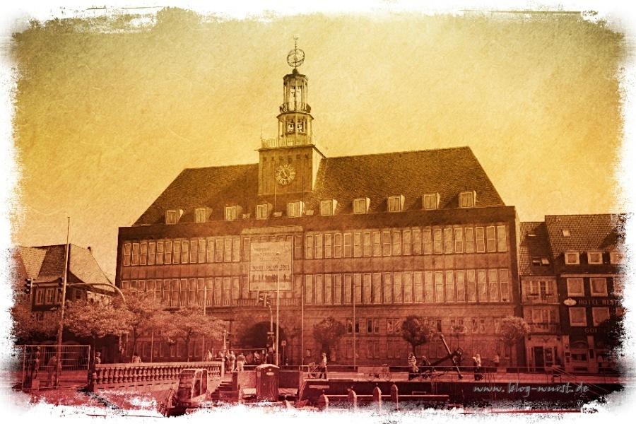 Das Emder Rathaus
