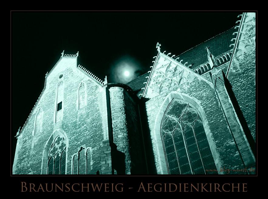 Braunschweig - Aegidienkirche