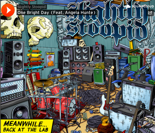 SLIGHTLY STOOPID F/ ANGELA HUNTE - BILLBOARD