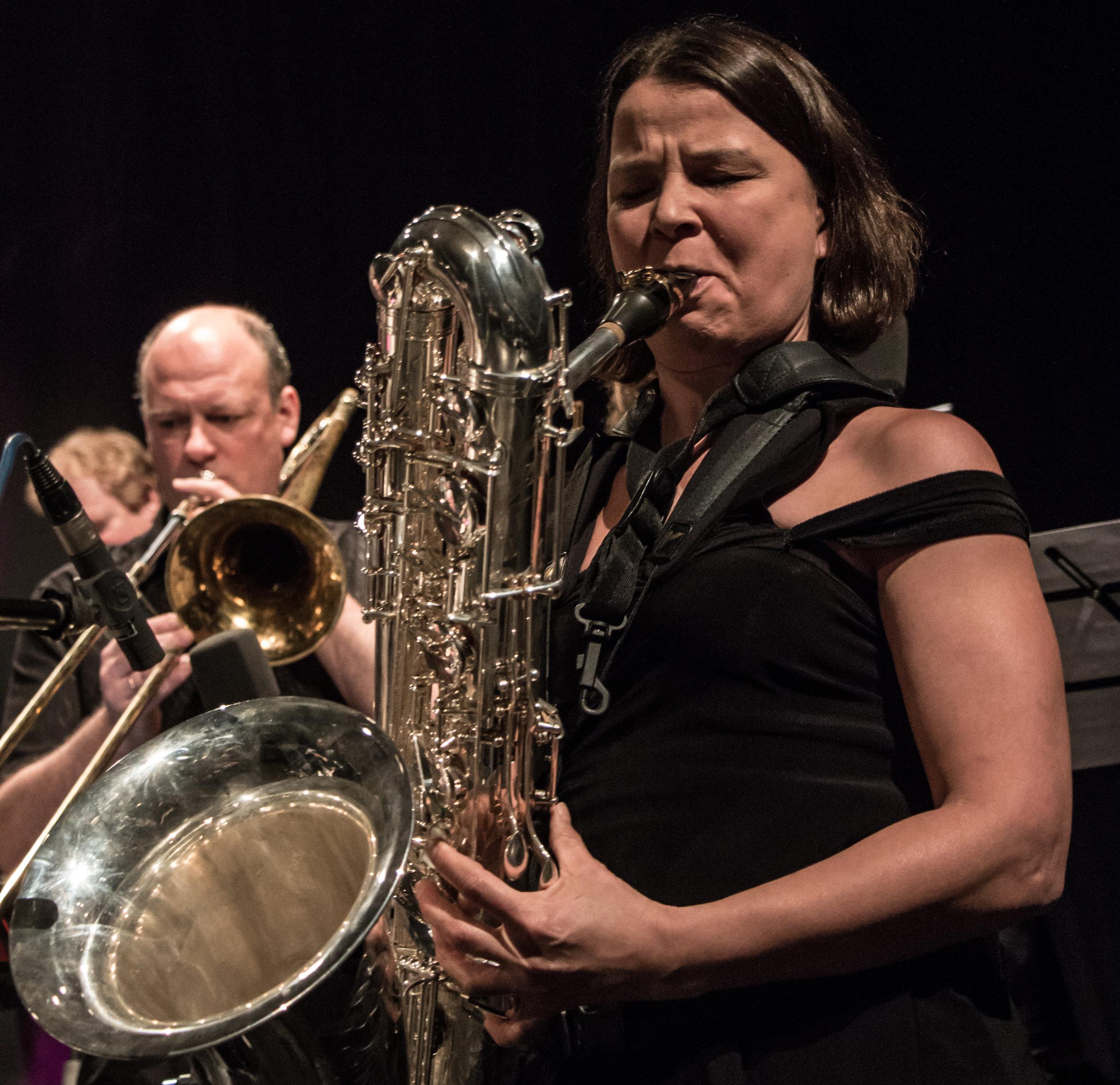 Shannon Mowday. Foto (C)Ensemble Denada /Francesco Martinelli