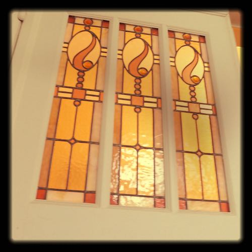 If you look closely the Shoonya Dance Centre Logo comes from the glass designs that can be seen throughout the art deco space on the huge doors and windows.