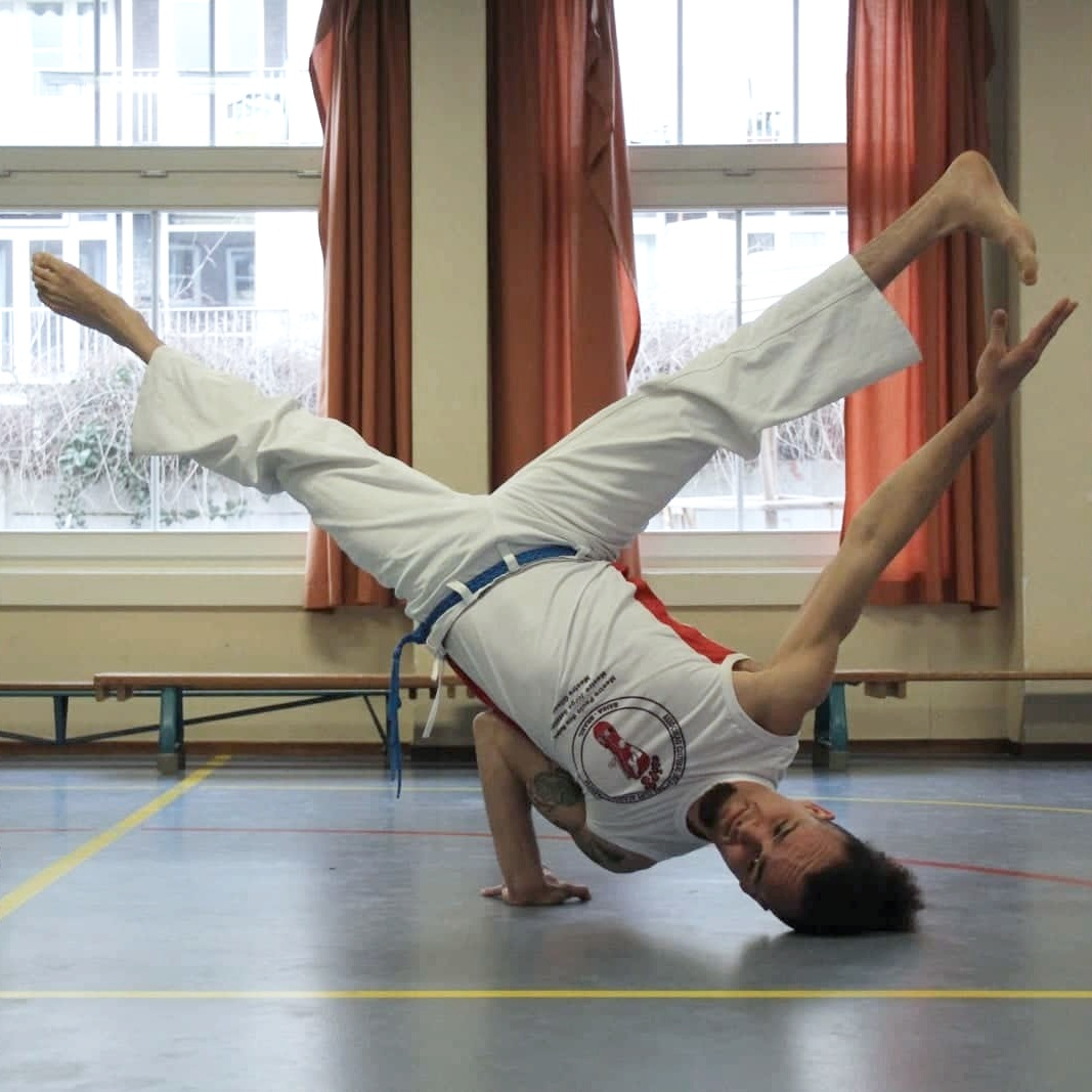 Leandro - Leandro Freitas ( Bruce Brasil) from Salvador bahia Brazil is a professional dancer who holds the title of professor in Capoeira. Other dance styles he invested and teaches in, are hip hop and breakdance…