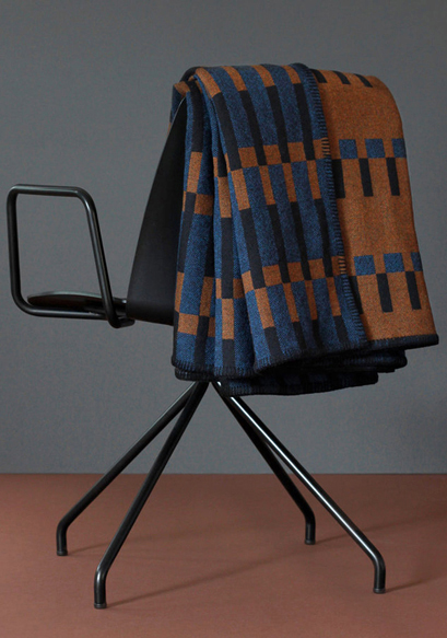 Eleanor Pritchard's Dovetail Granite blanket for Tate - Photo: Elliott Denny