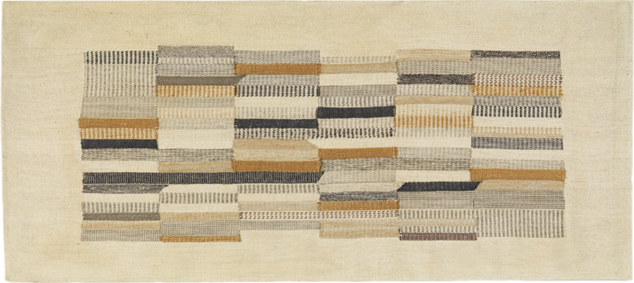 Anni Albers  Untitled , 1941 © The Josef & Anni Albers Foundation