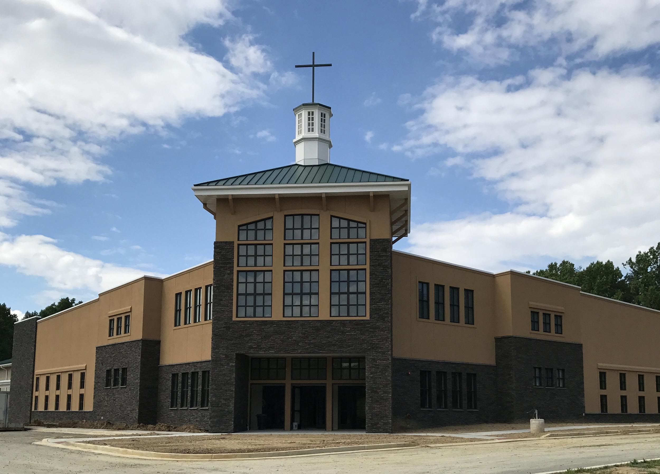 Reaching Hearts International Seventh-day Adventist Church, 6100 Brooklyn Bridge Road, Laurel, MD 20707