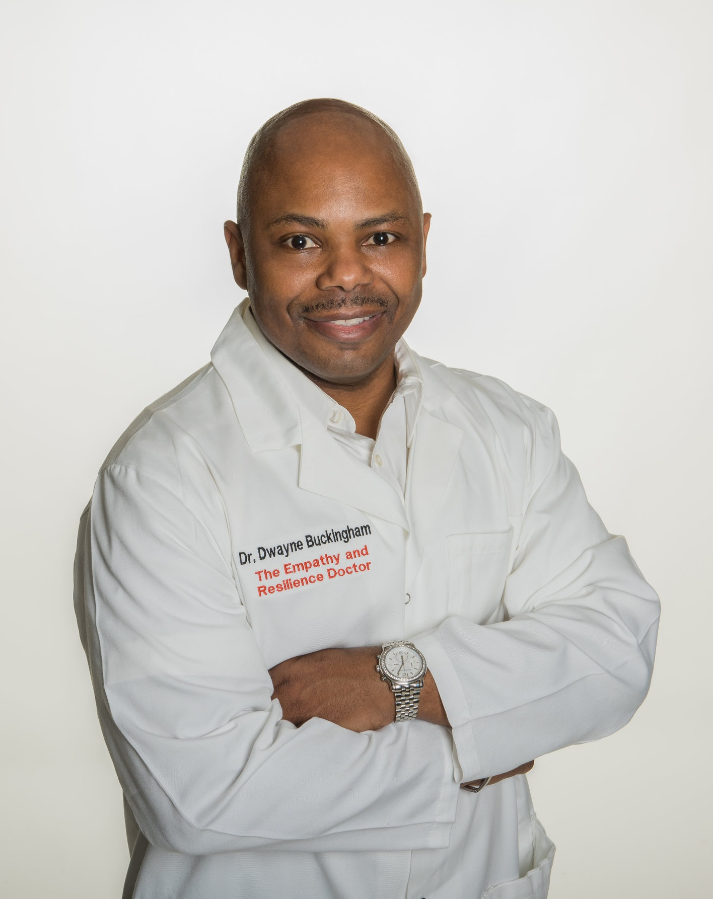 Dr. Dwayne L. Buckingham - Dr. Dwayne L. Buckingham is the President and Chief Executive Officer of R.E.A.L. Horizons Consulting Solutions, LLC, founder of the You Deserve More women's empowerment movement and President of the Empathy and Resilience Center, a nonprofit 501 (c) (3).As a highly acclaimed international clinical psychotherapist, decorated veteran, relationship expert, resilience guru, author, film producer, coach and corporate consultant with over 20 years of experience, Dr. Buckingham has helped over 30,000 individuals, couples, groups, and families worldwide overcome adversity, hardship and emotional distress by providing superb psychological assessments, mental health treatment and psycho-educational training. In recognition of his expertise, he has been featured on NBC, ABC, Fox 2 News, ESSENCE, The CW 11, The Daily Drum, Huffington Post, and numerous other media outlets.In addition to being a highly acclaimed international clinical psychotherapist, Dr. Buckingham is also a successful entrepreneur. In 2017 he received the distinct destination of DMV Entrepreneur of the Year from Wes Adams' State's Attorney Office, Anne Arundel County, Maryland.Dr. Buckingham has provided keynote addresses, consulting services and training for numerous organizations including Walter Reed National Military Medical Center, United States Public Health Services (USPHS), Department of Homeland Security (DHS), Health Resource and Service Administration (HRSA), United States Air Force, First Baptist Church of Glenarden, Habitat for Humanity, St. John's Baptist Church, The Bowman Francis Ministry, and Kappa Alpha Psi Fraternity, Inc.He holds a B.S.W. in Social Work from Jackson State University, a M.S.W in Clinical Social Work from Michigan State University, a Ph.D. in Human Services from Capella University and is Board Certified by the American Board of Examiners in Clinical Social Work. He is also an active member of the National Association of Social Workers and Kappa Alp