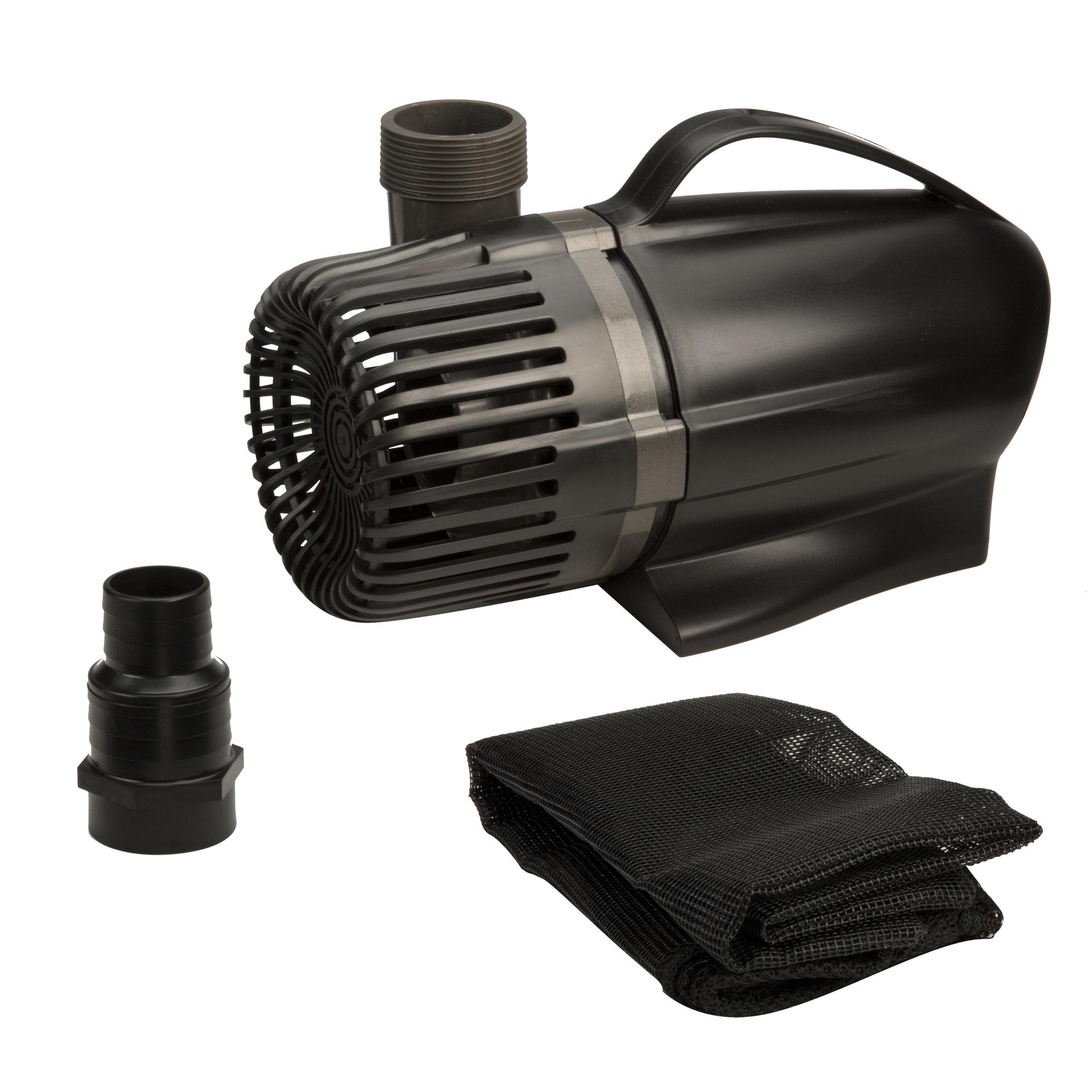 3600 GPH Waterfall Pump