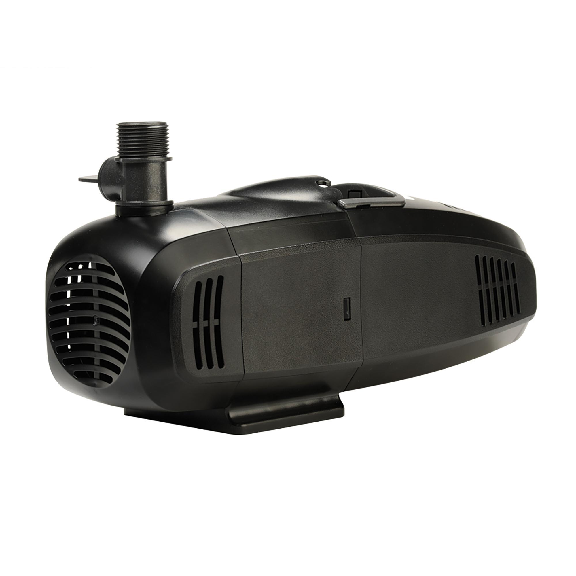 1300 GPH Pump with UV