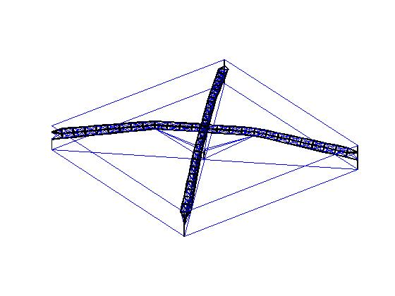 Final Configuration of the quad structure.