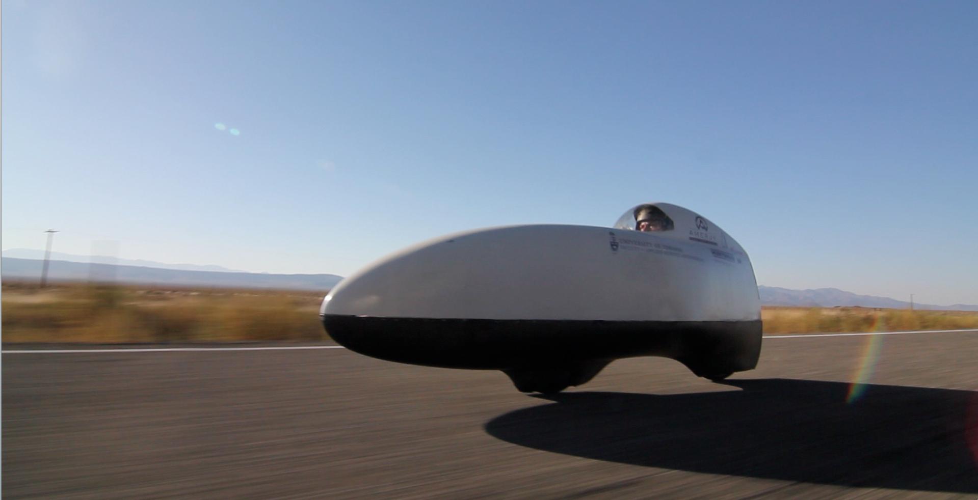 ACE (2010) Top Speed: 101.85 km/hr
