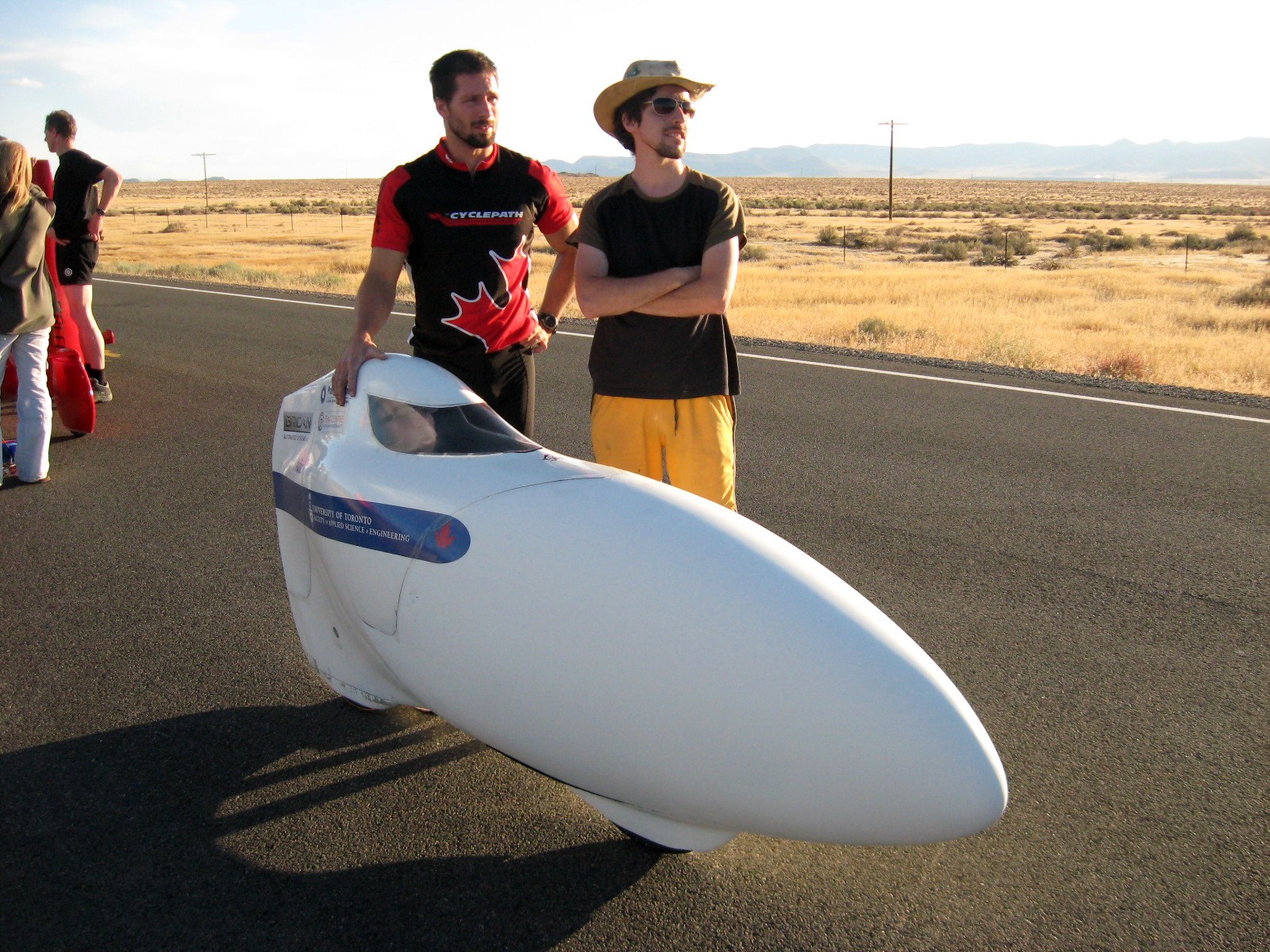 Vortex (2011) Top Speed: 116.92 km/hr