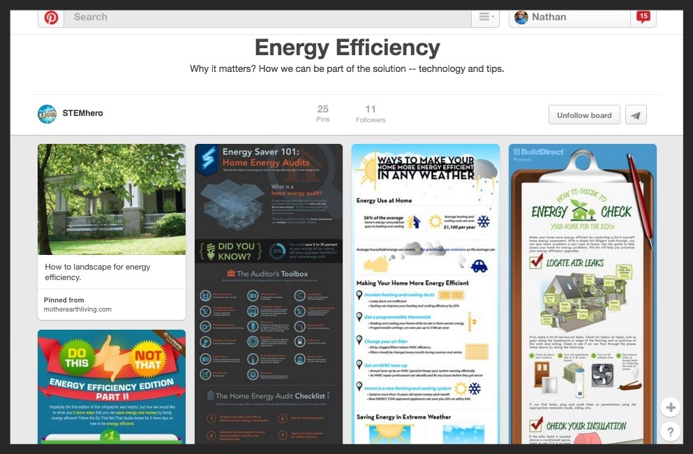 Energy Efficiency: tips and  supplemental non-fiction sources  (curated for students)