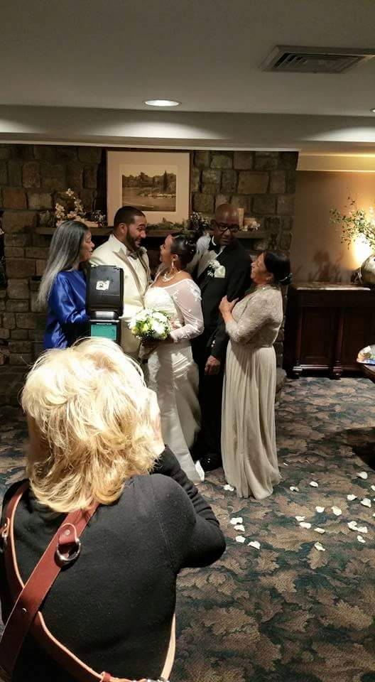 Carey Wedding