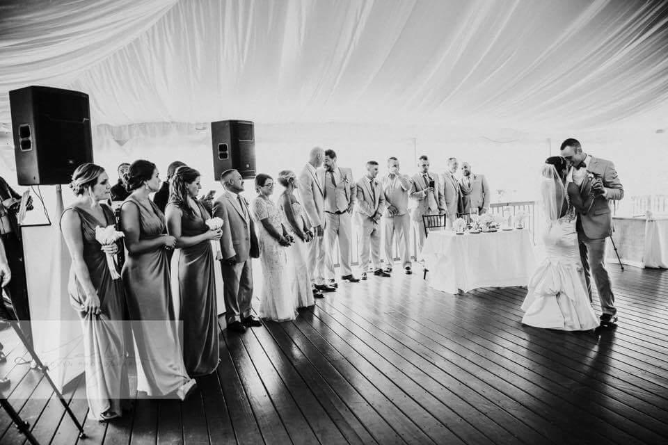 Howland Wedding