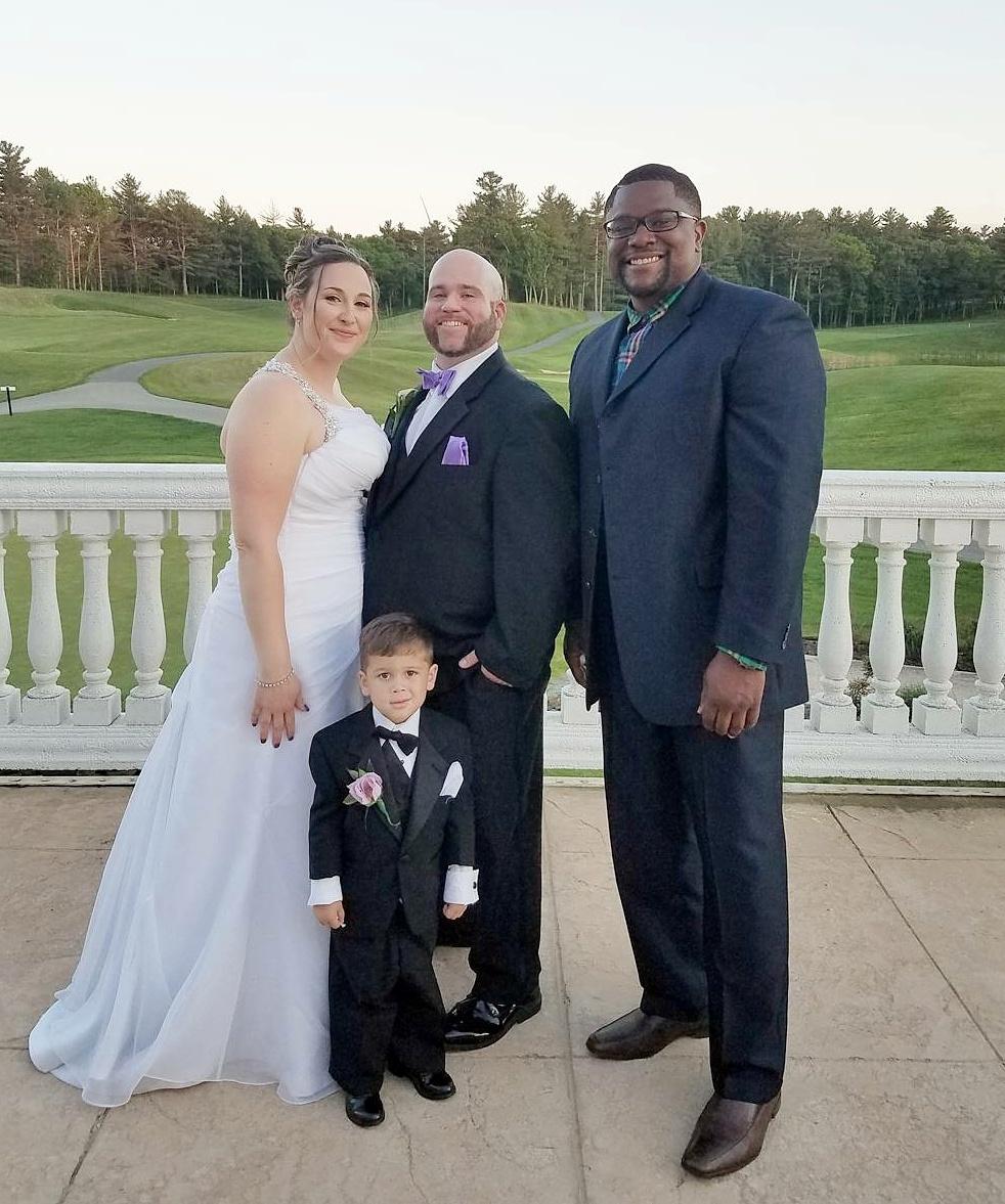 Eldridge Wedding