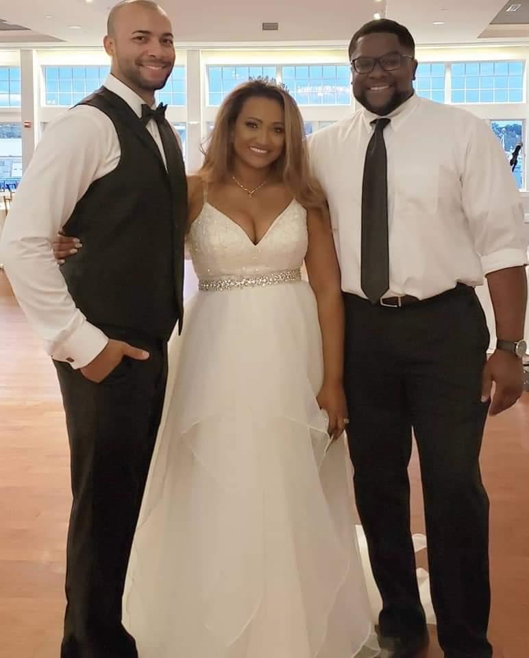 The Dunbar Wedding (Cruiseport Gloucester)