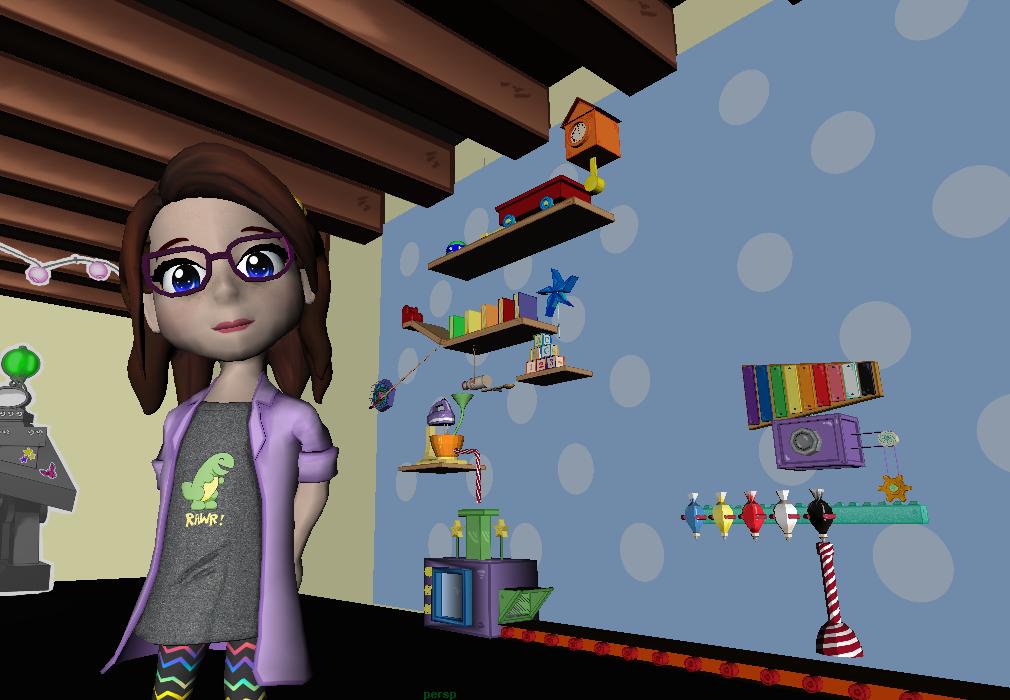 Mia's Cupcake Machine