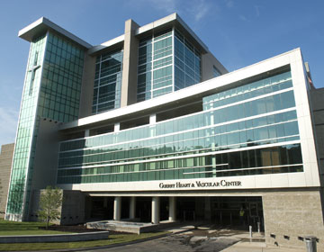 CHI Memorial's Guerry Heart & Vascular Center